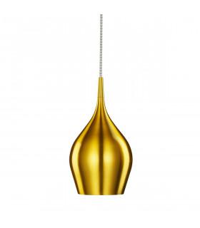 Suspension or 12cm Vibrant en aluminium